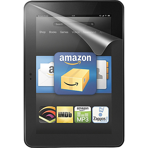 Marware Anti-Scratch Screen Protector Kit for Kindle Fire HD 8.9
