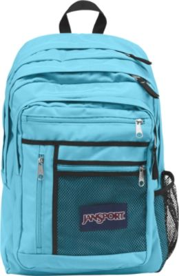 JanSport backpacks retained that quality & even come with an offer to fix any issue. JanSport bookbags and backpacks are now used for school, travel, work, hiking, & more. They offer standard & specialized backpacks, like their JanSport rolling backpacks, designed for more specific tasks.