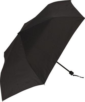 Samsonite Travel Accessories Manual Compact Round Umbrella Black - Samsonite Travel Accessories Umbrellas and Rain Gear