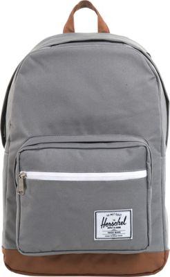 Herschel Supply Co. Pop Quiz Laptop Backpack - 15 inch Grey - Herschel Supply Co. Business & Laptop Backpacks