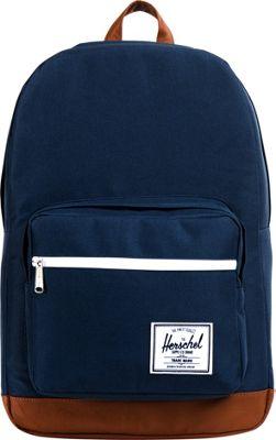 Herschel Supply Co. Pop Quiz Laptop Backpack - 15 inch Navy - Herschel Supply Co. Business & Laptop Backpacks