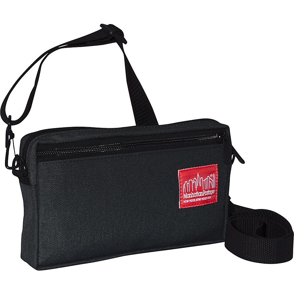 Manhattan Portage Jogger Shoulder Bag Black - Manhattan Portage Other Mens Bags - Work Bags & Briefcases, Other Men's Bags