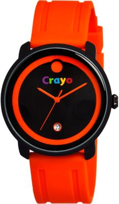 Crayo Fresh Orange - Crayo Watches