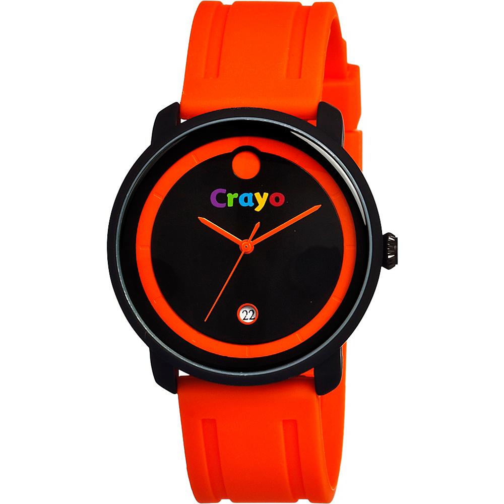 Crayo Fresh Orange Crayo Watches