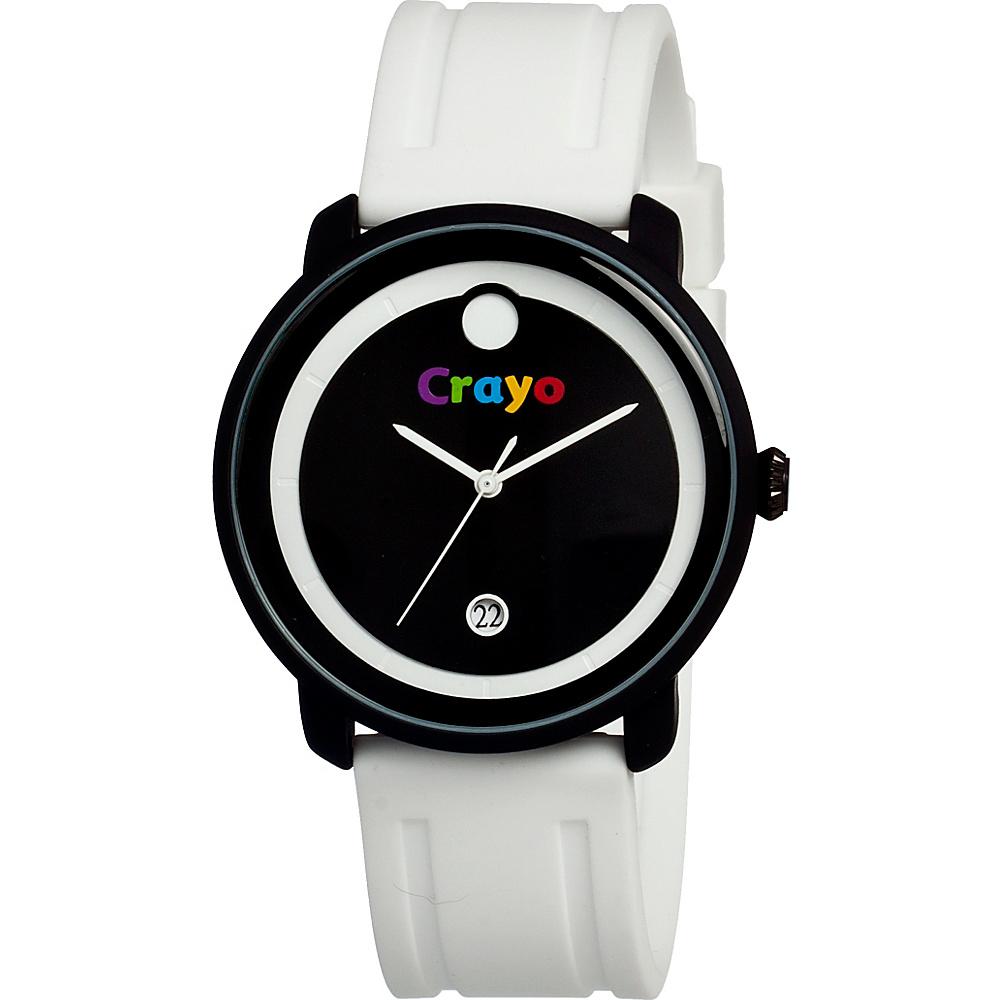 Crayo Fresh White Crayo Watches