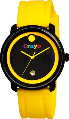 Crayo Fresh Yellow - Crayo Watches