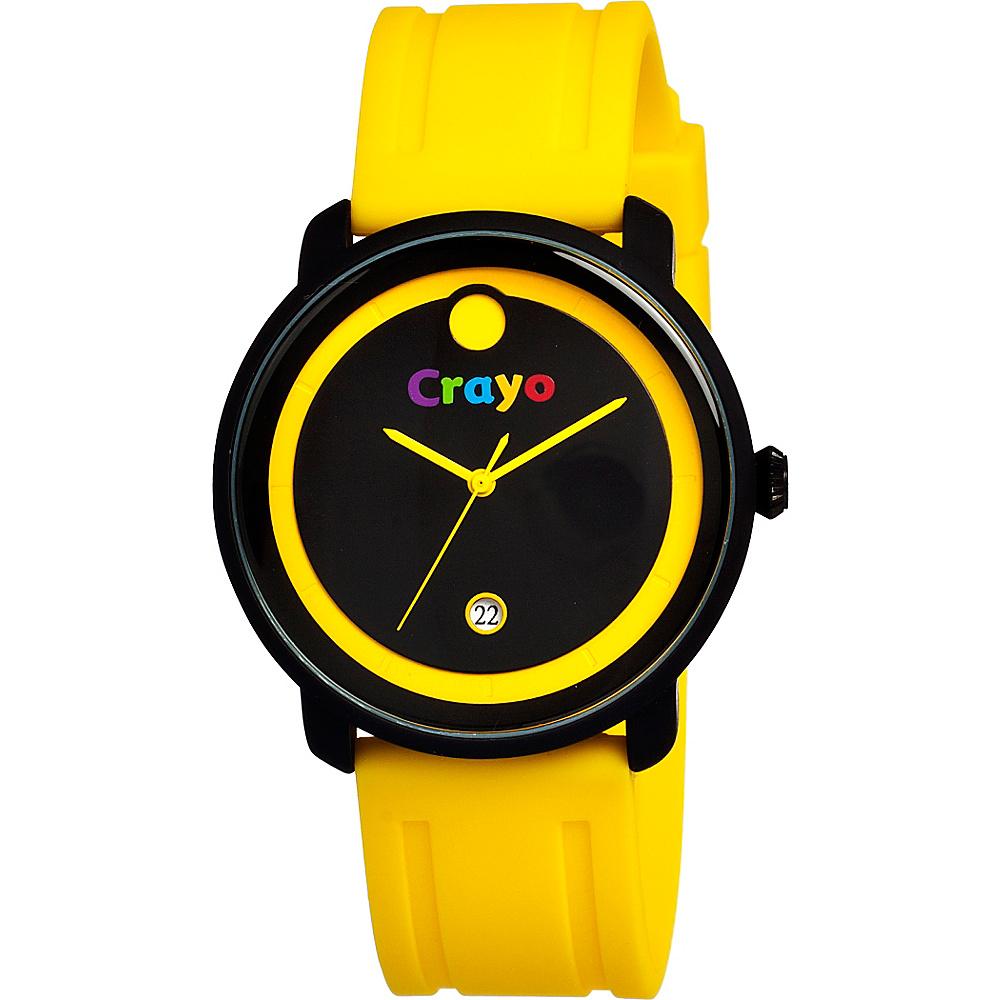 Crayo Fresh Yellow Crayo Watches