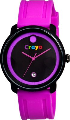 Crayo Fresh Fuchsia - Crayo Watches