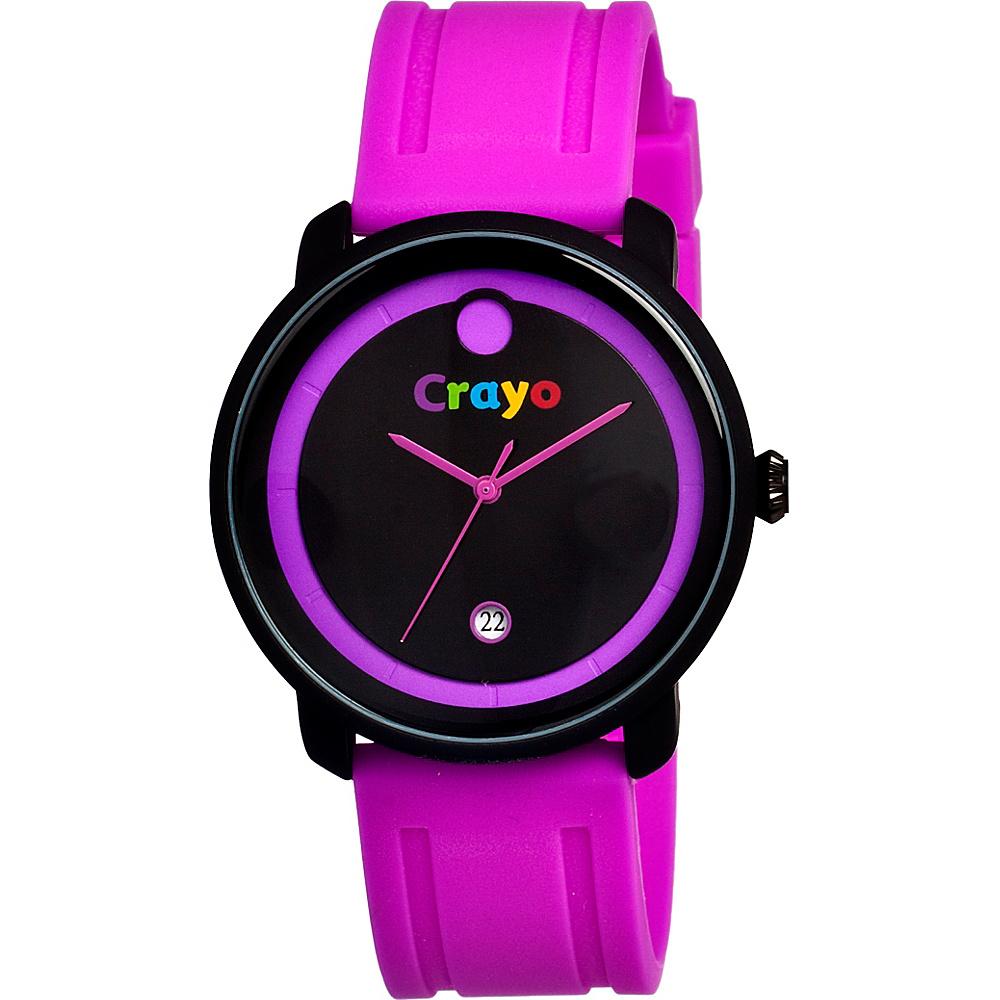Crayo Fresh Fuchsia Crayo Watches