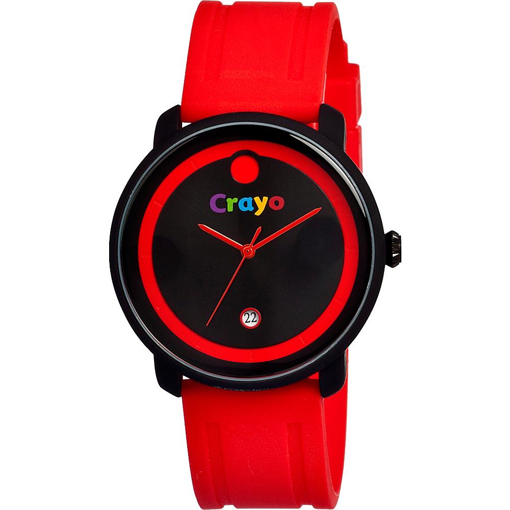 Crayo Fresh Red Crayo Watches