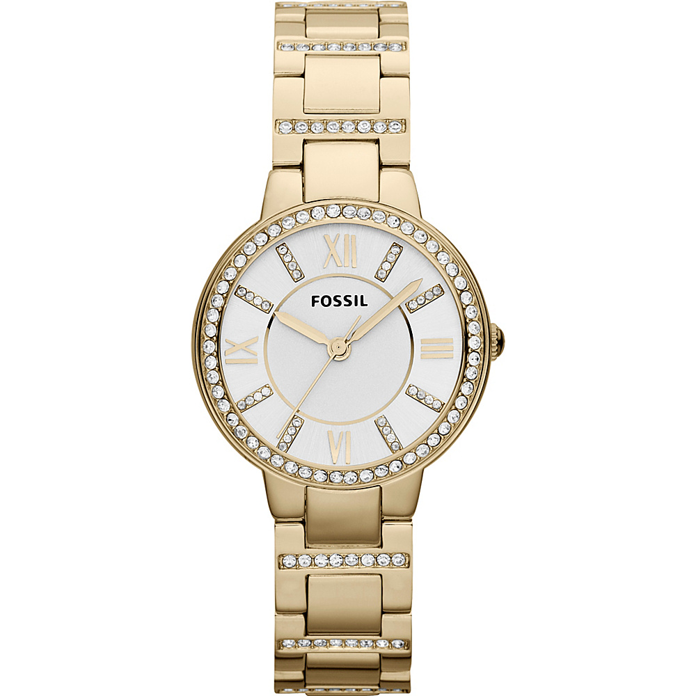 Fossil Virginia Gold - Fossil Watches - Fashion Accessories, Watches