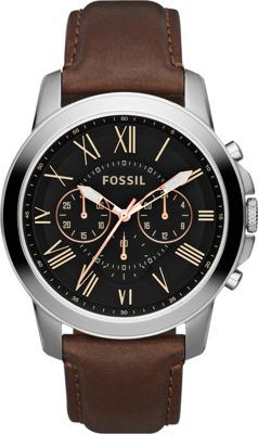 Fossil Grant Brown - Fossil Watches
