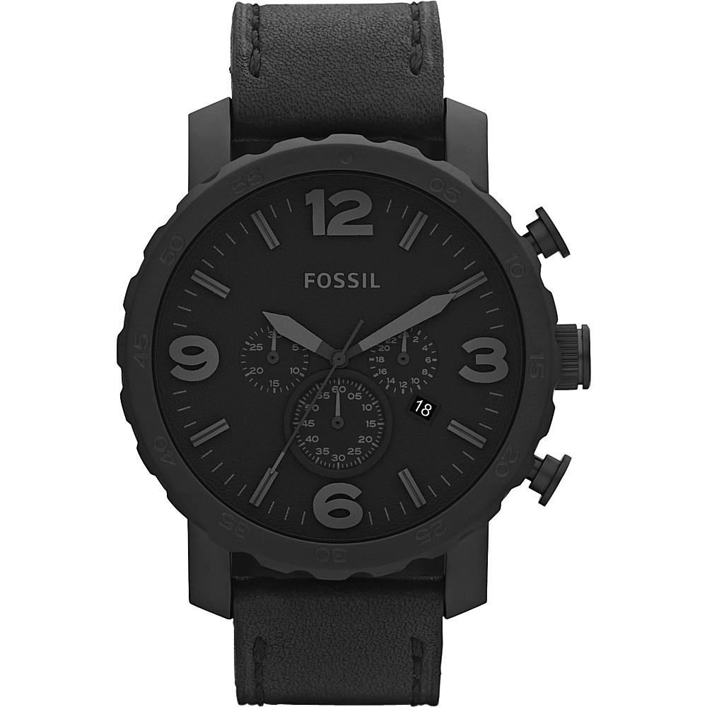 Fossil Nate Black - Fossil Watches