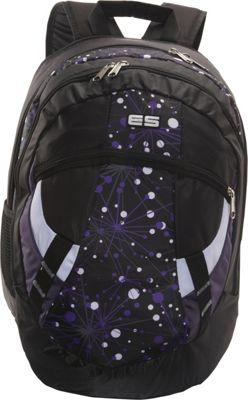 Eastsport Sport Laptop Backpack Star Print - Eastsport Business & Laptop Backpacks