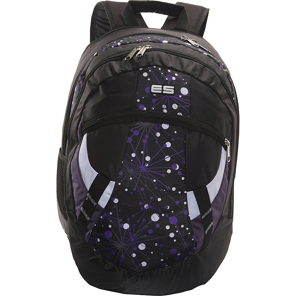 Eastsport Sport Laptop Backpack Star Print Eastsport Business Laptop Backpacks