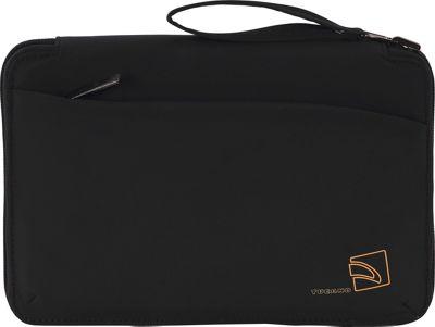 Tucano Navigo Zip Case For Tablet 7 inch Black - Tucano Electronic Cases