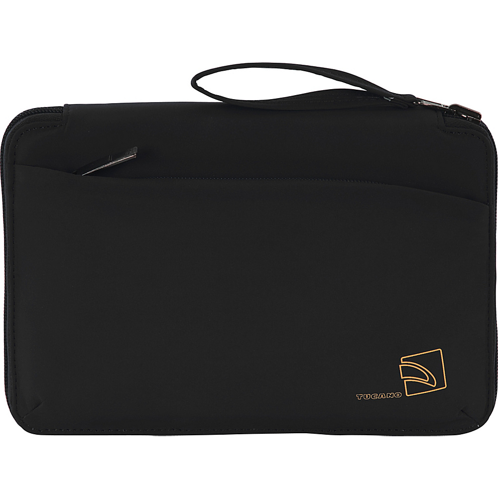 Tucano Navigo Zip Case For Tablet 7 Black Tucano Electronic Cases