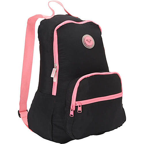 Roxy Going Coastal Backpack True Black - Roxy School & Day Hiking Backpacks