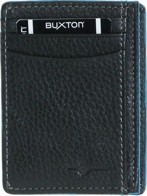 buxton men Leather credit card wallet by buxton on sale today shop credit card & hipster wallets for men at beltoutletcom free shipping over $50 (888)355-2358 read reviews and discover top rated card wallets at outlet prices.