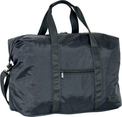 Netpack U-zip 20 inch Ballistic nylon tote Black - Netpack Packable Bags