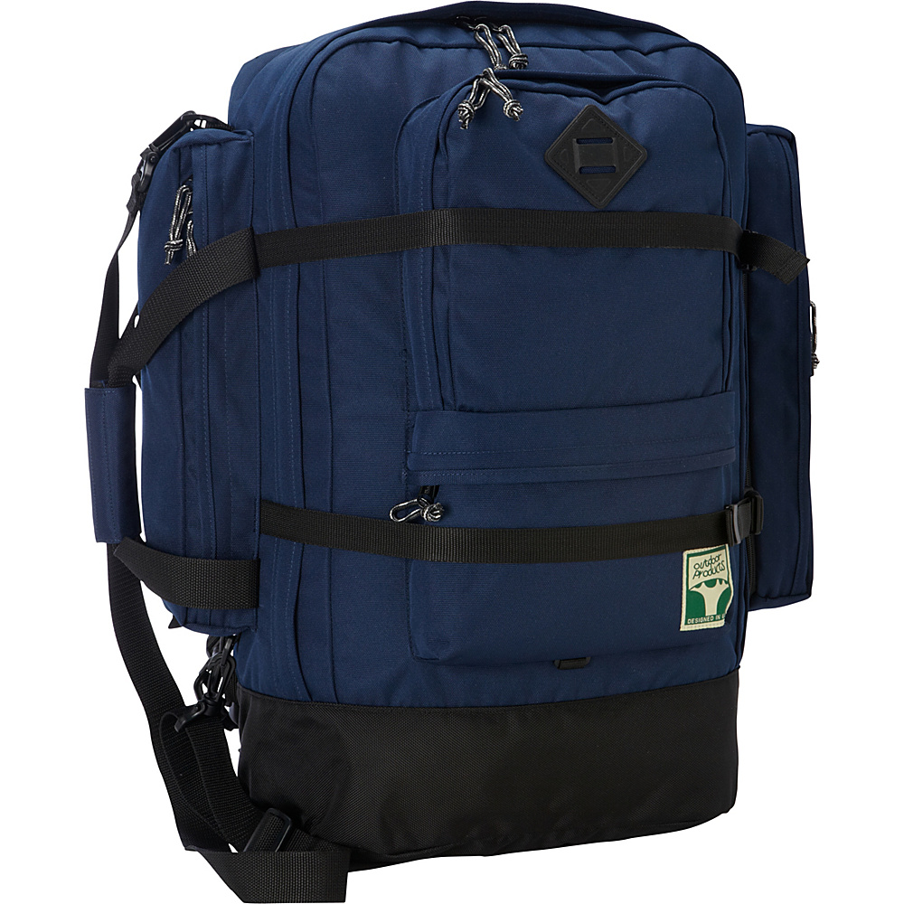 Outdoor Products Voyager Pack Navy Outdoor Products Day Hiking Backpacks