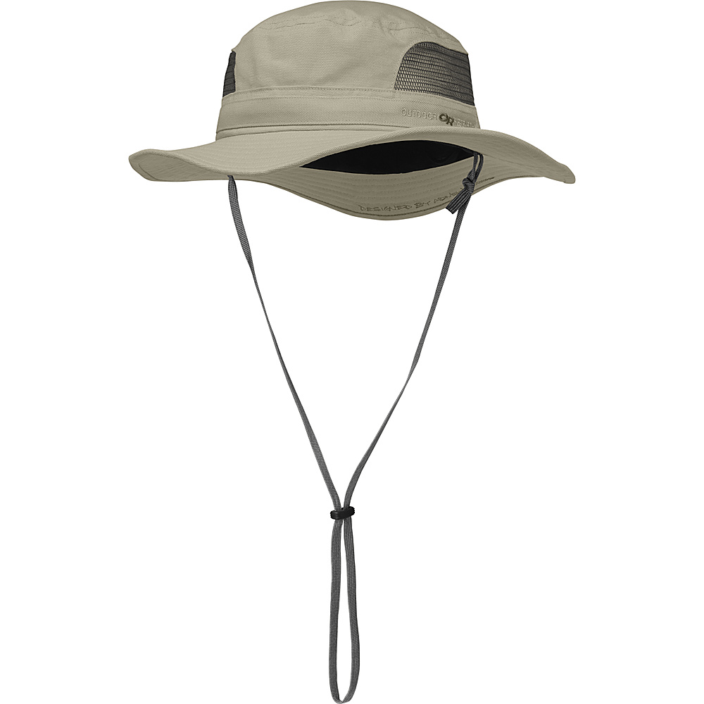 Outdoor Research Transit Sun Hat M - Cairn - Outdoor Research Hats/Gloves/Scarves - Fashion Accessories, Hats/Gloves/Scarves