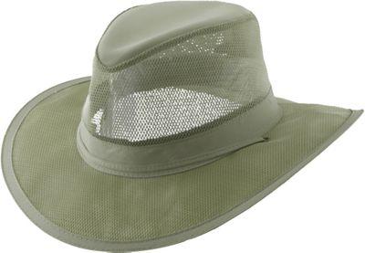 Scala Hats Supplex Mesh Safari M - Fossil-Large - Scala H...