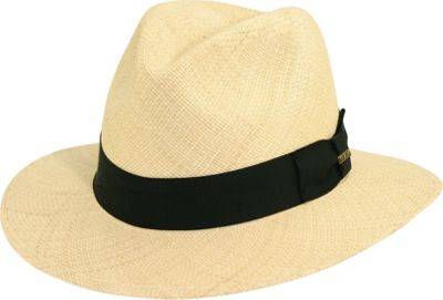 Scala Hats Panama Safari Hat L - Natural - Scala Hats Hat...