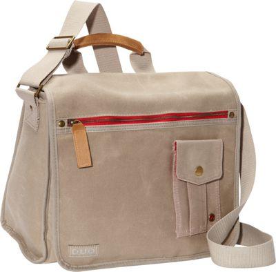 Igloo Duo Regiment Messenger Bag 20 Can Cooler Natural Tan - Igloo Outdoor Coolers
