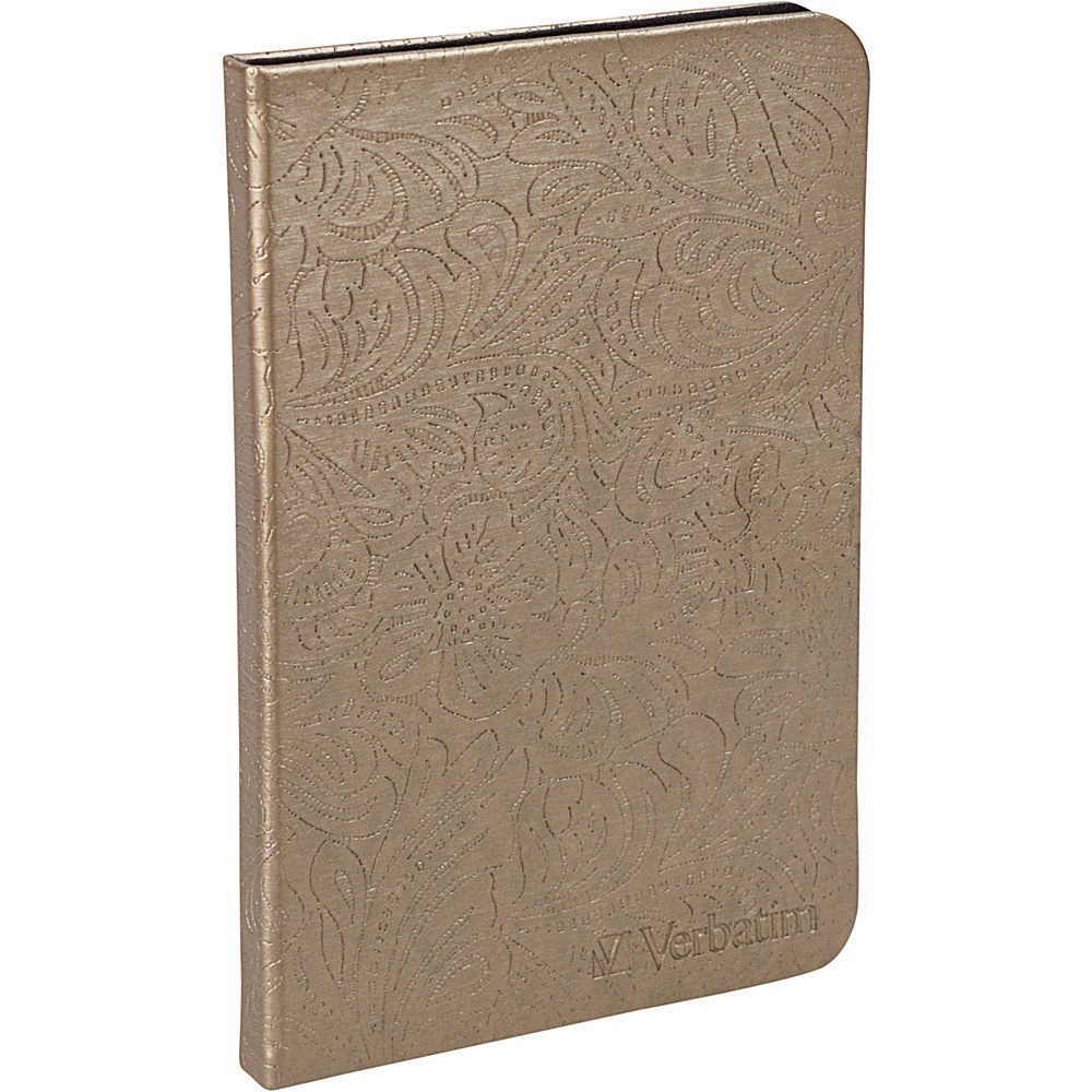 Verbatim Folio Case for Kindle with LED Light Bronze Verbatim Electronic Cases