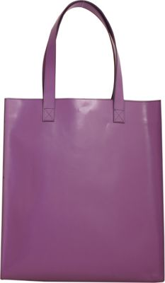 Paperthinks Long Tote Bag Mint - Paperthinks Leather Handbags