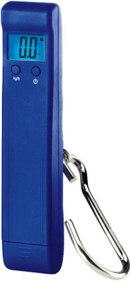 Travel Smart by Conair Compact Luggage Scale Blue - Travel Smart by Conair Luggage Accessories