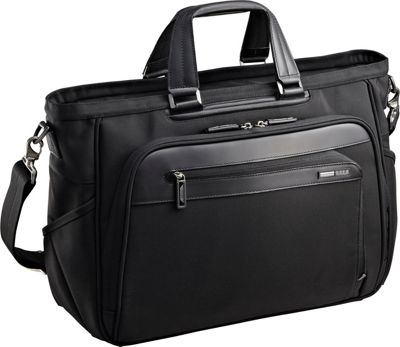 Zero Halliburton Profile Large Boarding Tote Black - Zero Halliburton Women's Business Bags