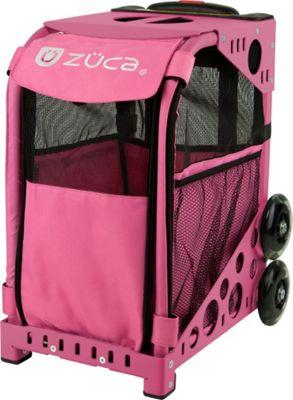 ZUCA Sport Pet Carrier Hot Pink/Hot Pink Frame Hot Pink - Pink Frame - ZUCA Pet Bags