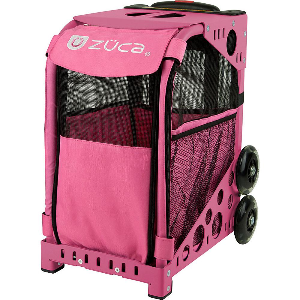 ZUCA Sport Pet Carrier Hot Pink Hot Pink Frame Hot Pink Pink Frame ZUCA Pet Bags