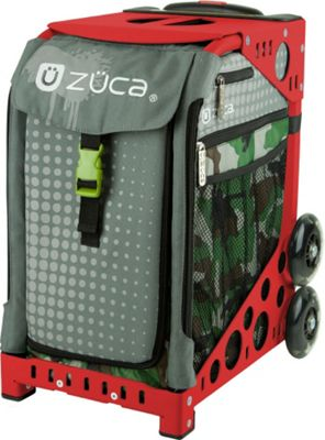 ZUCA Sport Paintball/Red Frame Paintball -Red - ZUCA Other Sports Bags