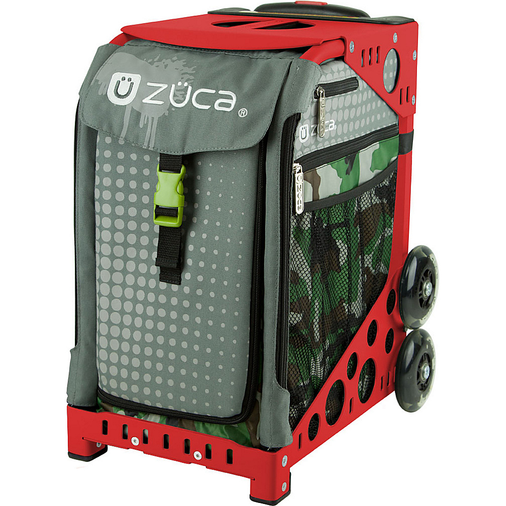 ZUCA Sport Paintball Red Frame Paintball Red ZUCA Other Sports Bags
