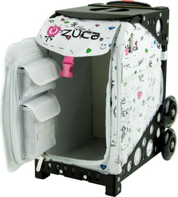 ZUCA Sport SK8/Hot Pink Frame Sk8 - Hot Pink Frame - ZUCA Other Sports Bags