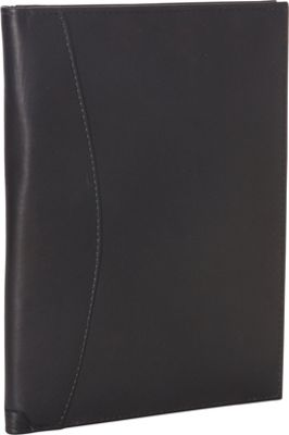 ClaireChase Small Executive Folio Black - ClaireChase Business Accessories
