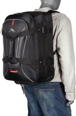 high at7 carry on wheeled duffel with backpack 1