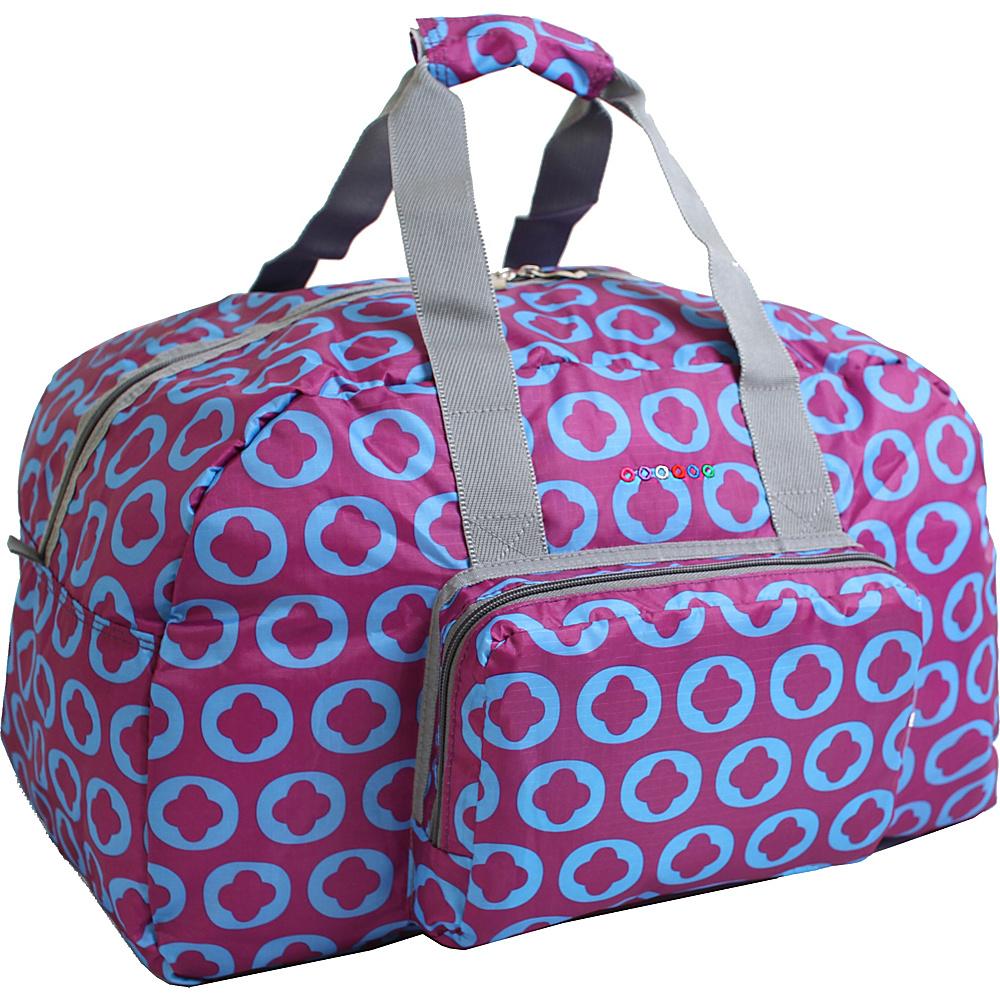 J World New York Buena Duffel Bag J LOGO - J World New York Travel Duffels - Duffels, Travel Duffels