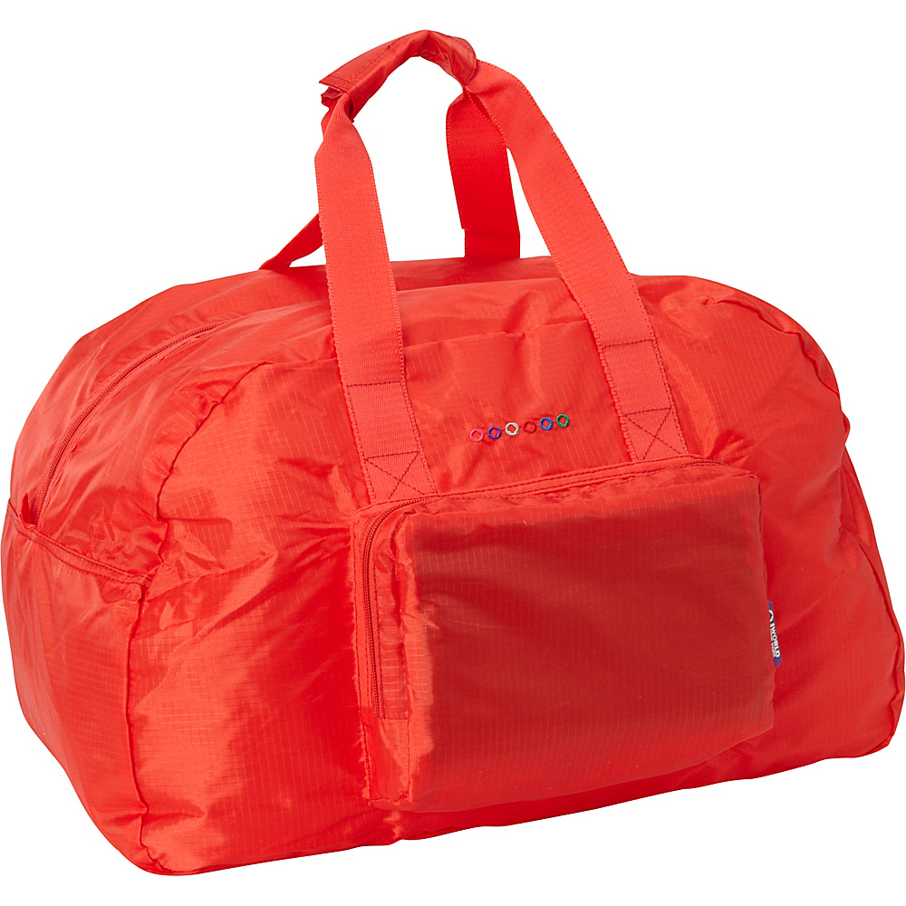 J World New York Buena Duffel Bag Red - J World New York Travel Duffels - Duffels, Travel Duffels
