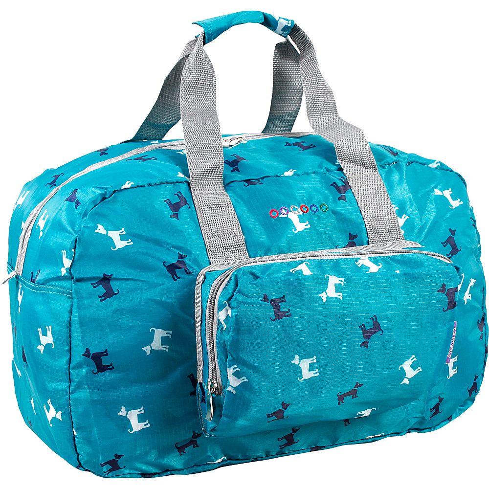 J World New York Buena Duffel Bag Puppy - J World New York Travel Duffels - Duffels, Travel Duffels