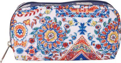 LeSportsac Rectangular Cosmetic Bag Sunburst Spring - LeSportsac Women's SLG Other 10546554