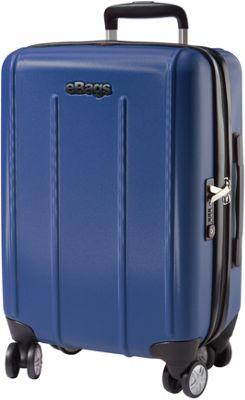 eBags EXO 2.0 Hardside Spinner Carry-On Blue - eBags Hardside Carry-On