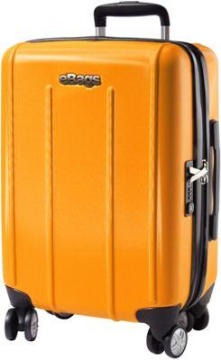 eBags EXO 2.0 Hardside Spinner Carry-On Yellow - eBags Hardside Carry-On