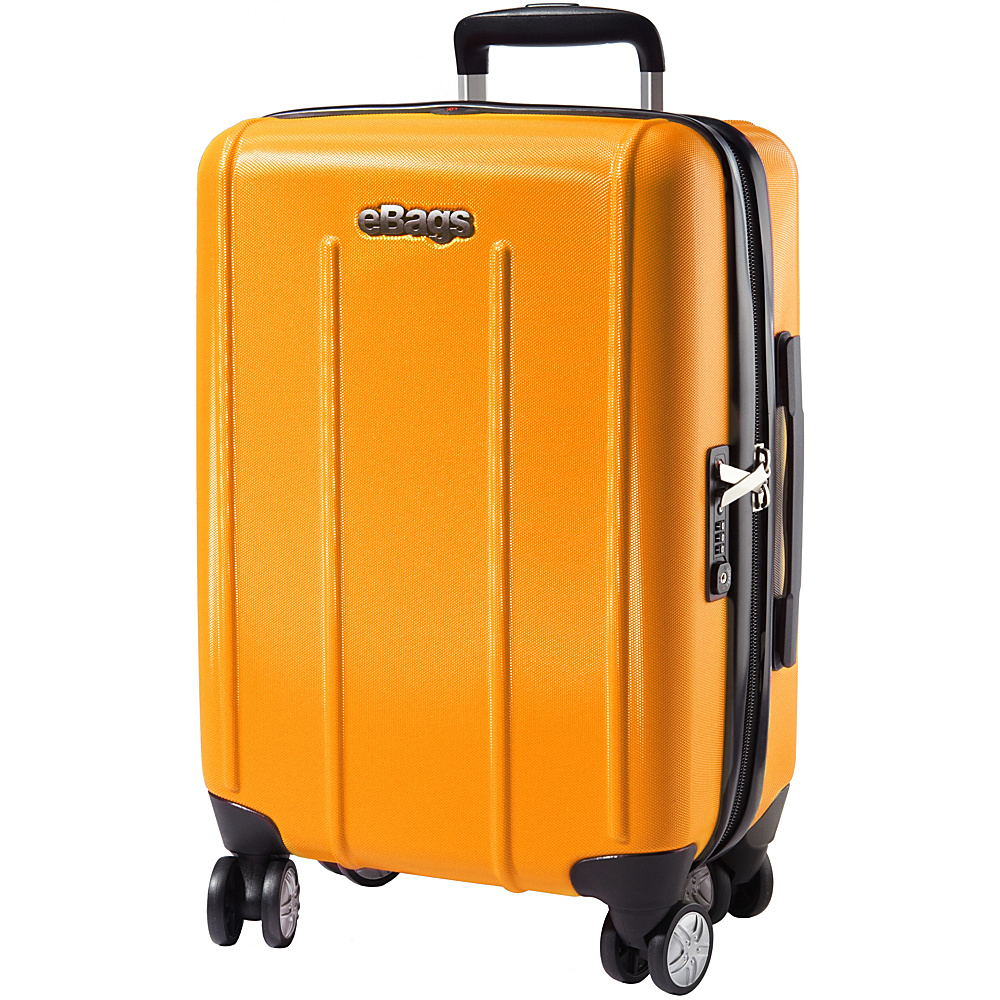 eBags EXO 2.0 Hardside Spinner Carry On Yellow eBags Hardside Carry On
