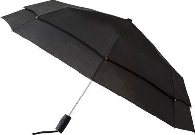 Leighton Umbrellas Falcon black/white - Leighton Umbrellas Umbrellas and Rain Gear