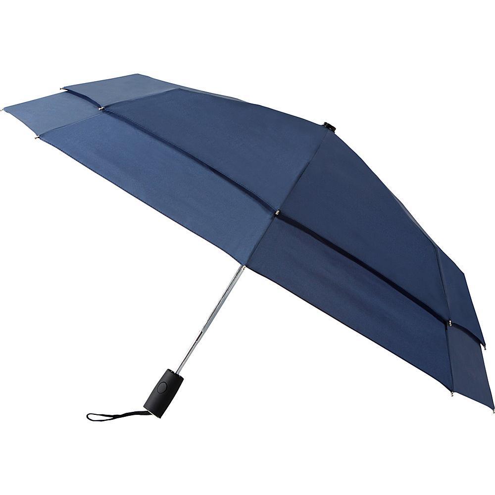 Leighton Umbrellas Falcon navy Leighton Umbrellas Umbrellas and Rain Gear