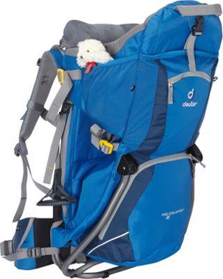 Deuter Kid Comfort 2 Artic/Denim - Deuter Baby Carriers 10278232